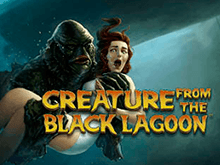 Слот Creature From The Black Lagoon в казино Vulkan Deluxe онлайн